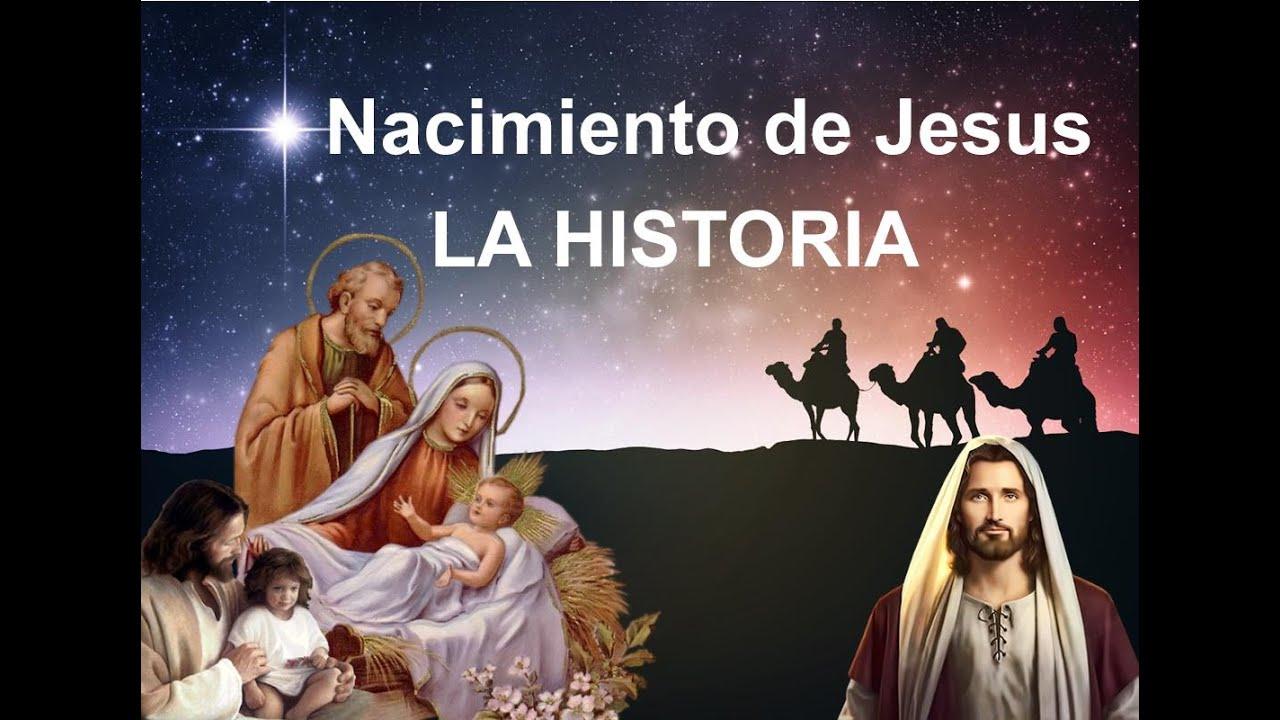 Historia Nacimiento De Jesus Nacimiento Del Niño Jesus Feliz Navidad Youtube
