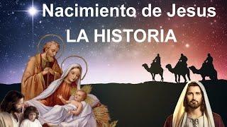 Historia NACIMIENTO DE JESUS/Nacimiento del niño jesus- FELIZ NAVIDAD