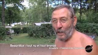 Repeat youtube video Tout nu et tout bronzé à Beaurieux