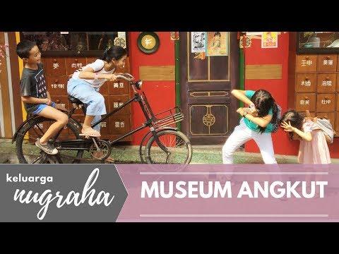 MUSEUM ANGKUT DI BATU MALANG II KELUARGA NUGRAHA Video #98