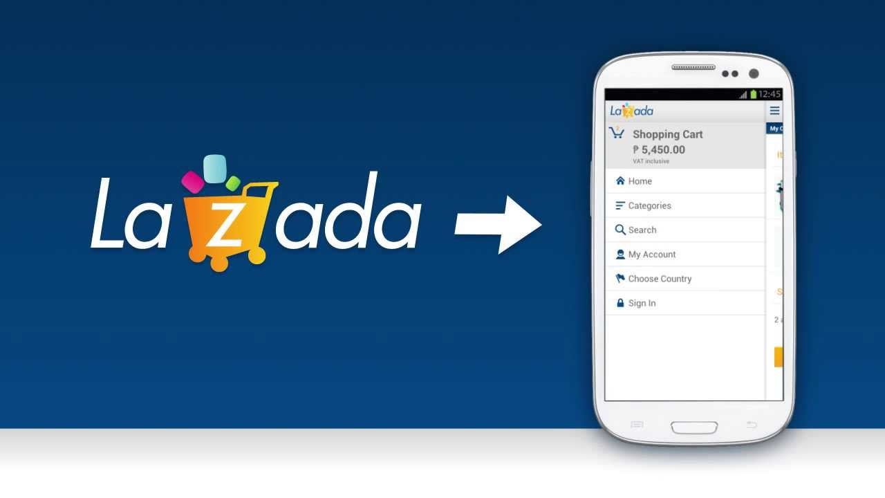 Introducing Lazada App for Android - YouTube