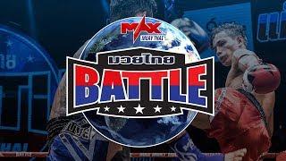 The Battle Muay Thai October 12th, 2018