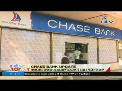 Chase Bank has opened 35,235 new accounts since receivership