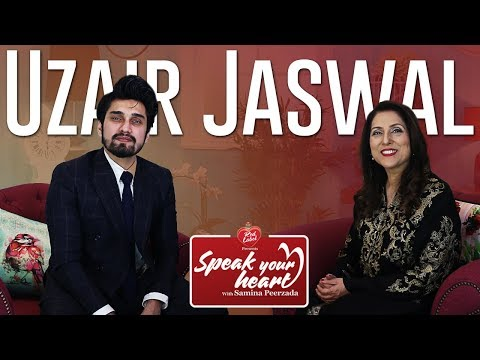 Uzair Jaswal | A Singer, An Artist, An Actor and A Romantic | Tere Bin | Speak Your Heart