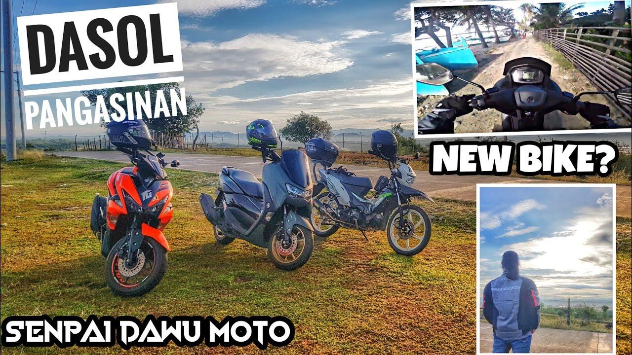 We Ride at DAWN to Tambobong Beach, Dasol, Pangasinan | Balaoing Beach Resort | Honda XRM 125 Fi