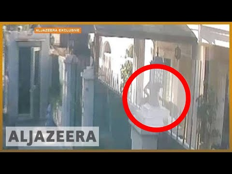 🇹🇷 Video shows bags believed to contain Khashoggi