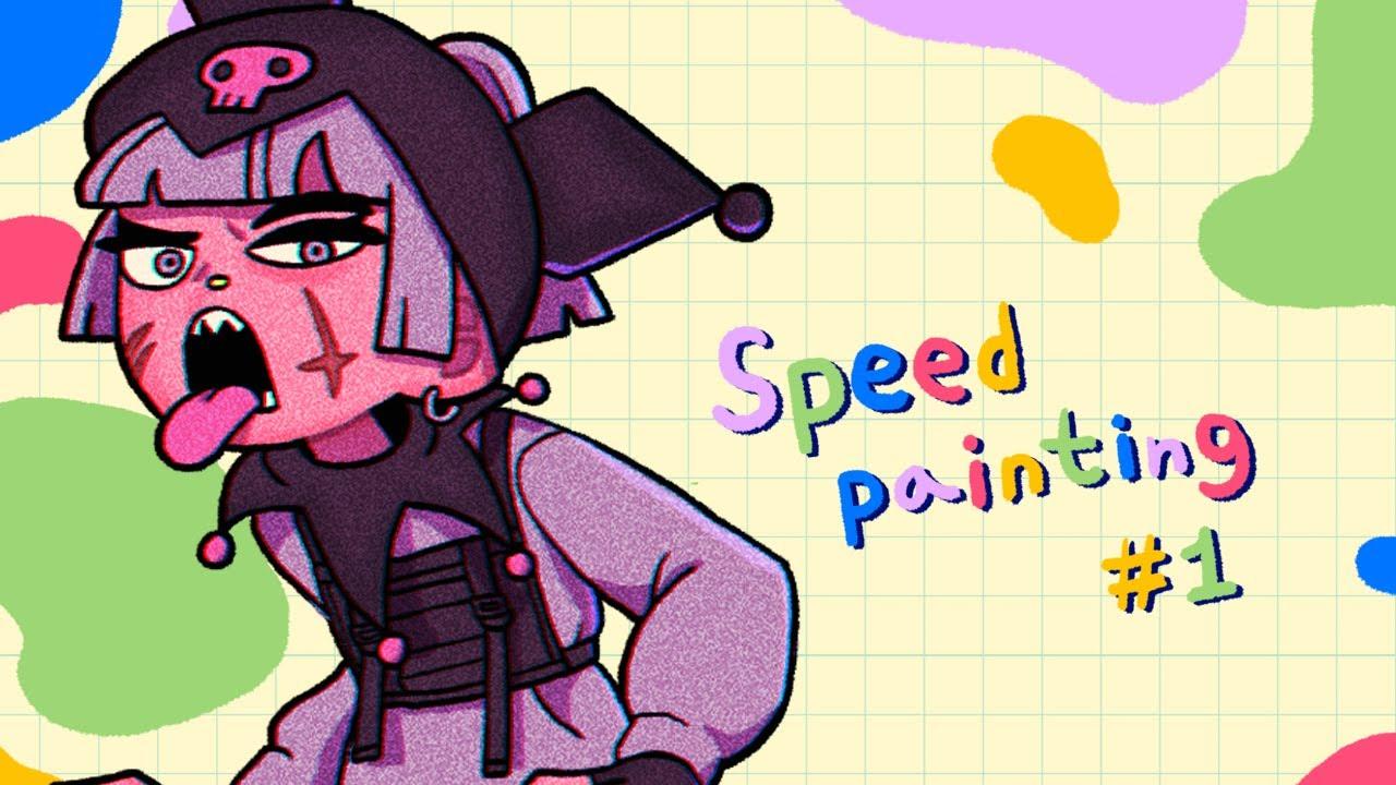 Speed painting #1