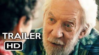 Milton's Secret Official Trailer #1 (2016) Donald Sutherland Drama Movie HD