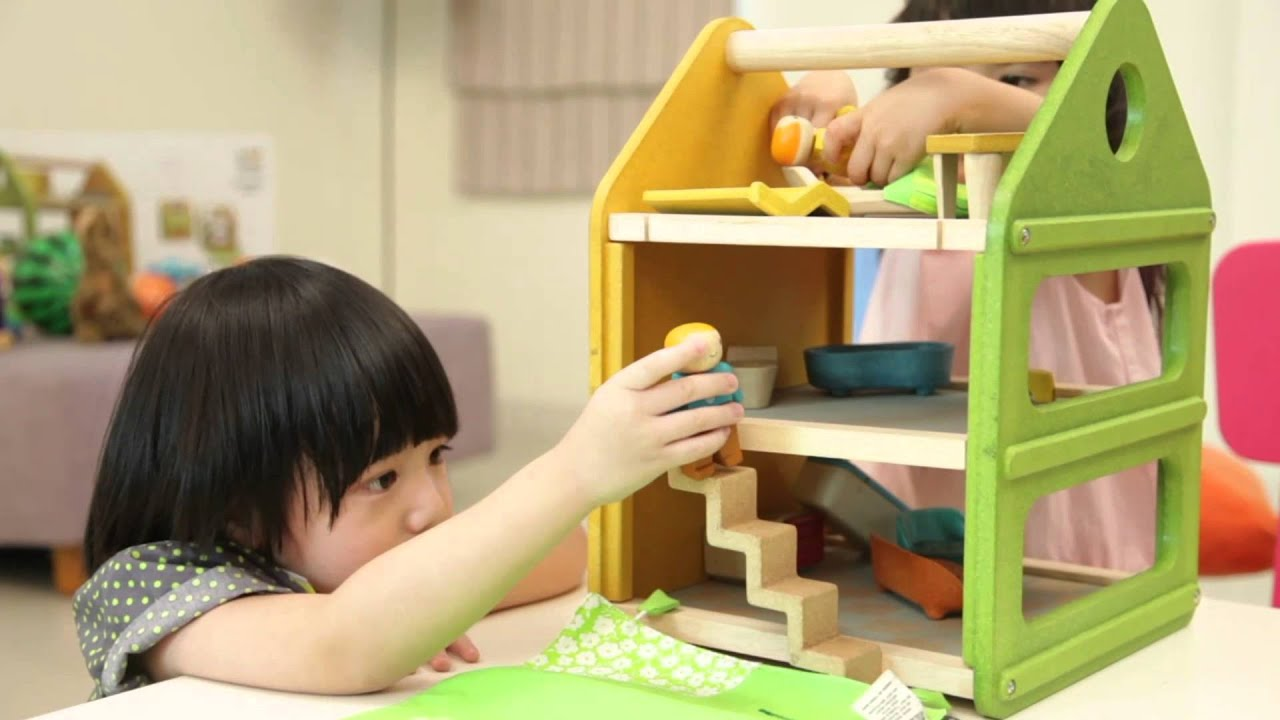 Plan toy play house