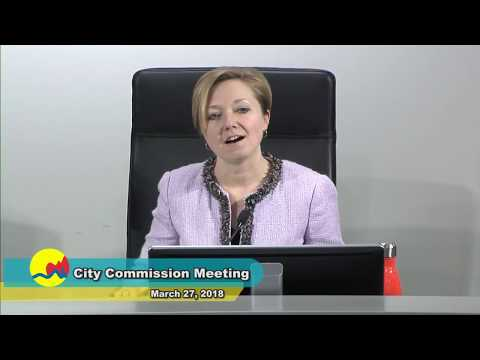 City of Grand Rapids City Commission Meeting - March 27, 2018