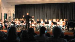 BläserEnsemble 5.Jahrgang @ THG-Concerto, Wolfsburg