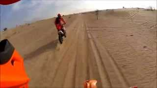 Just Gas It KTM 450 Dubai Drift Ghost-S
