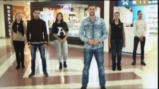 Новий день. Урок танців у миколаївському супермаркеті