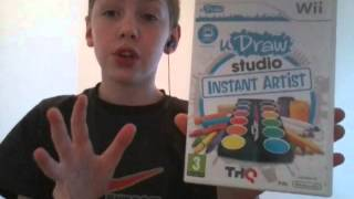 u Draw studio instant Artist game review