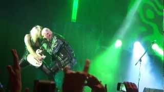 Judas Priest - The Green Manalishi (With the Two Pronged Crown) (Live in Moscow 2012)