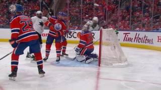 San Jose Sharks vs Edmonton Oilers - April 12, 2017 | Game Highlights | NHL 2016/17