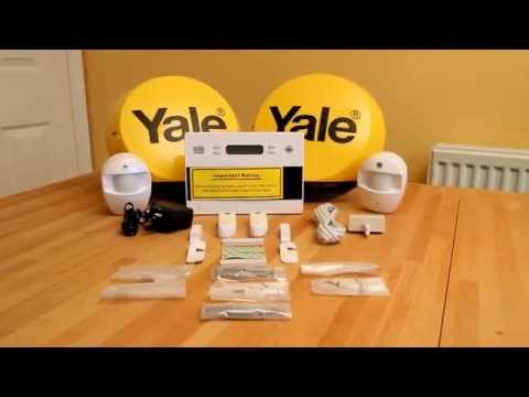 Yale UK Easy Fit Telecommunicating Alarm How To Install Video