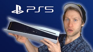 Is the PS5 Worth the Hype? | Playstation 5 Unboxing & Review