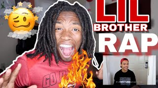 The Little Brother Rap Kyle Exum REACTION