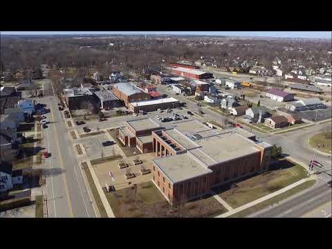 Drone Flight / Morris, IL
