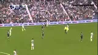 chelsea vs west brom 3 2 all goals 2015