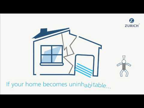 ZURICH - Home insurance Would you like to learn about its main covers?