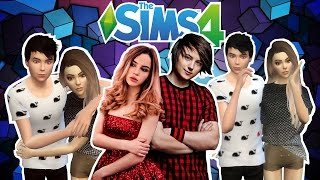 the sims 4 создание персонажей eeoneguy maryana ro