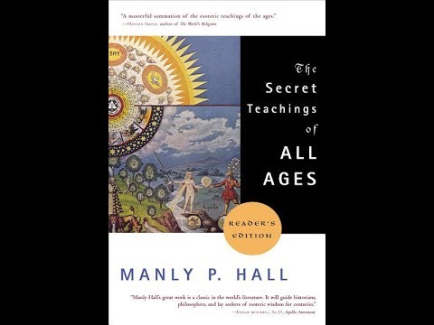 Mitch Horowitz speaks on Manly P. Hall and the Secret Teachings of All Ages