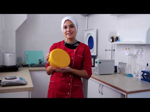 Учись в Вологодской ГМХА - стань технологом пищевых продуктов