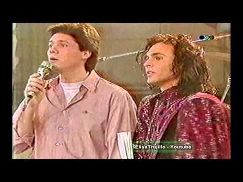 Tinelli , Locomia , Gorbachov , LOCO-MIA - Parte 2 - TELEVISION de los 90 - 1991 , Argentina