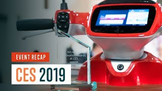 AppScooter at CES 2019