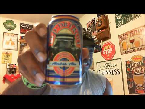 Frankenmuth Old Detroit Amber Ale -Beer Review