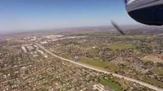 Flying into Sacramento International Airport