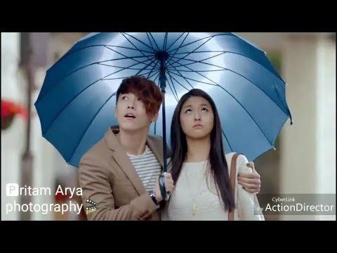 Ae Humnava muje apna bana le Heart touching video song Korean  mix (#Pritam_Arya)