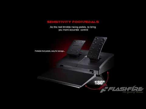 Flash Fire - 4IN1 FORCE WHEEL