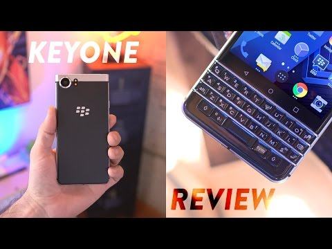 BlackBerry KEYone Review: BEST phone you shouldn