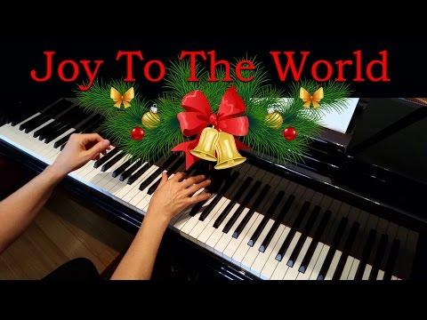 Joy to the World, Handel (Advanced Piano Solo)