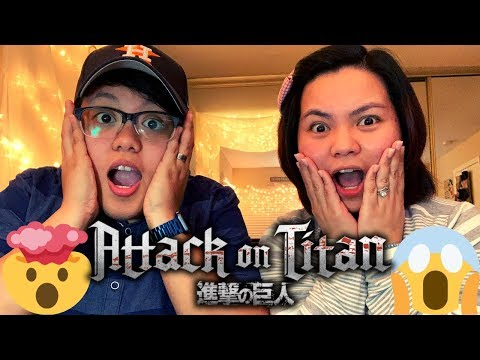 Repeat Attack on Titan 2x10 Children | Reaction by show7tell