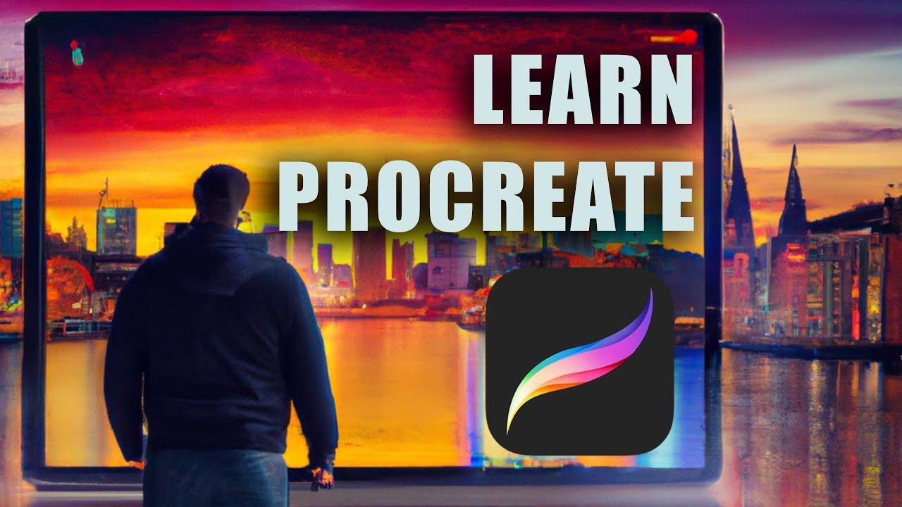 Procreate Tutorial for Beginners