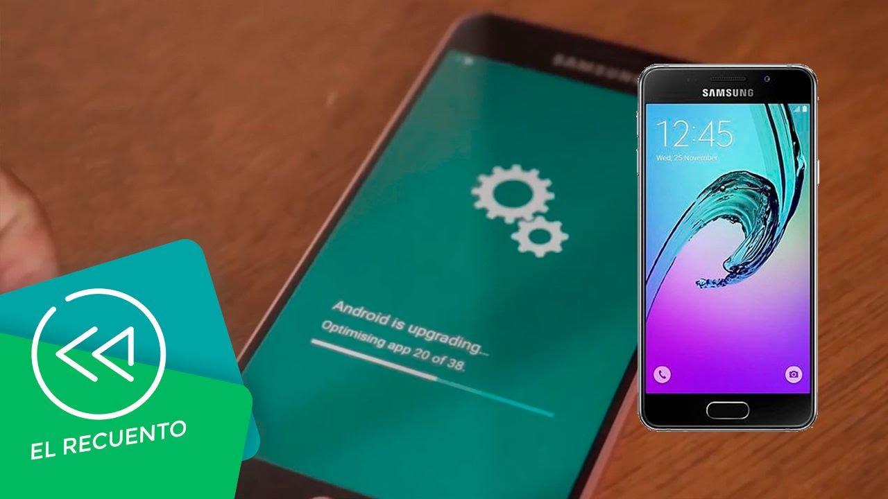 samsung a3 2016 android