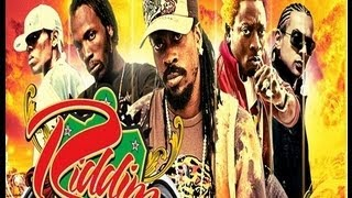 Dj Fofo-Jah - DANCEHALL MASH UP MIX 3 (I-Octane - Vybz Kartel - Mavado & More) MAD!!!!!