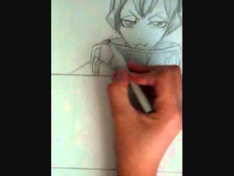 Bleach: Drawing Zabimaru Human Form