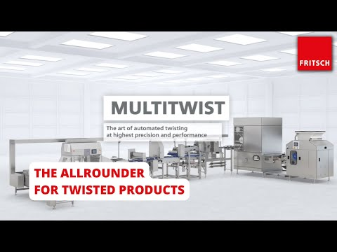 FRITSCH MULTITWIST | The All-rounder For Twisted Products