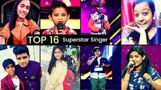 Superstar Singer TOP 16 Contestants List revealed, Super 16 Sony TV
