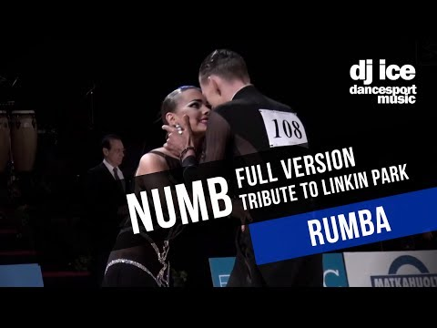 RUMBA | Linkin Park - Numb (Dj Ice Latin Remix) (25 BPM)