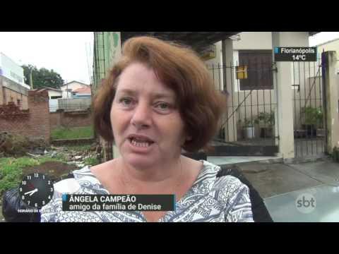 Mulher grávida de dois meses é morta pelo namorado no interior de São Paulo - SBT Brasil (27/04/17)