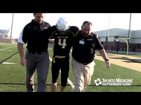 Hattiesburg Clinic - Sports Medicine - Concussion Care