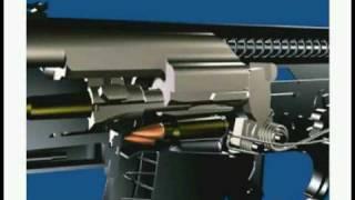 AK 47 Operation Animation