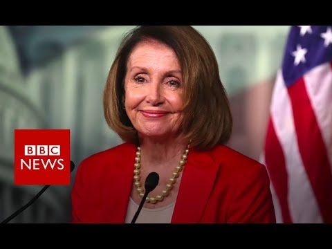 Who is Nancy Pelosi, Speaker of the House? - BBC News