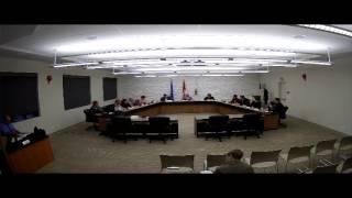 Town of Drumheller Regular Council Meeting of November 14, 2016